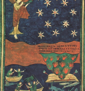 Second Angel Beatus Blows